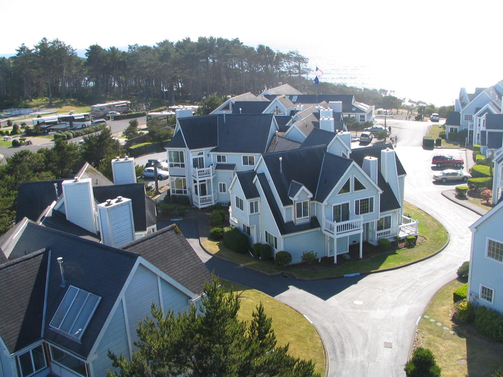 Worldmark Schooner Landing Resort Newport West Coast Condo