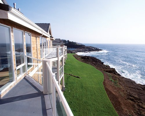 Worldmark Depoe Bay Oregon Oceanfront Condos3 West Coast