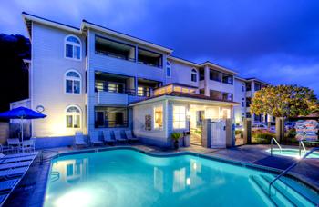 Capistrano Surfside Inn Resort Capistrano Beach California Condo Vacation Rentals