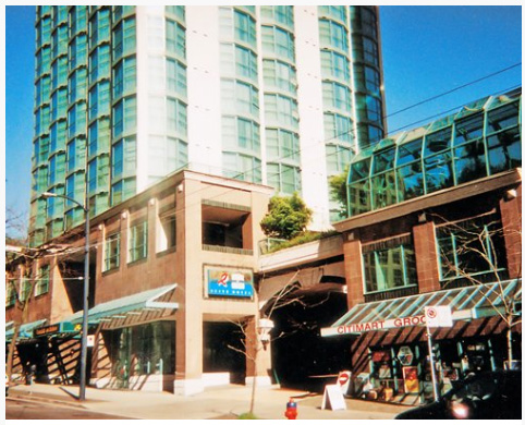 Rosedale On Robson Vancouver British Columbia Condo